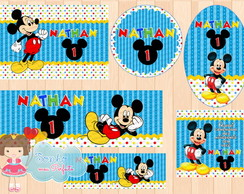 Kit Digital Mickey 7