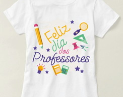 Camiseta Unissex Feliz Dia do Professor