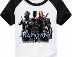 CAMISETA INFANTIL BATMAN