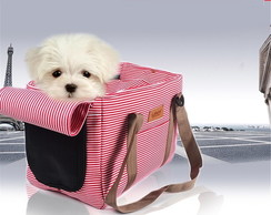 Bolsa Pet Stripes
