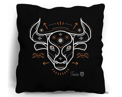 ALMOFADA SILK SCREEN - SIGNO TOURO