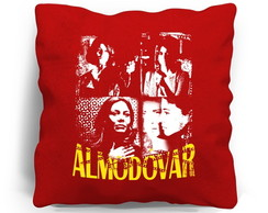 ALMOFADA SILK SCREEN - ALMODOVAR