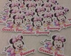 Aplique Minnie Baby