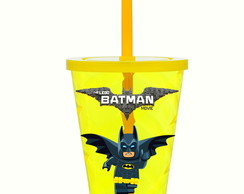 Copo adesivado 550 Ml Batman Lego