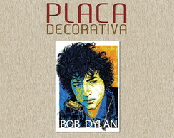 PLACA DECORATIVA - MUSICA 05