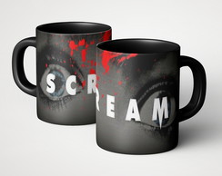 CANECA SCREAM