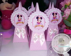 Cone Scrap Minnie Luxo Princesa