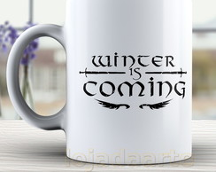 Caneca Got Winter is Coming - 1718