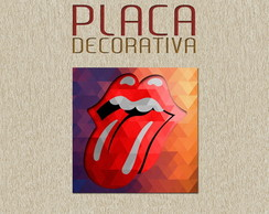 PLACA DECORATIVA - MUSICA 11