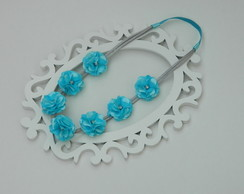 Head Band Flores Tiffany