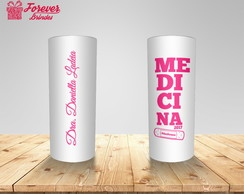 COPOS LONG DRINK TEMA MEDICINA