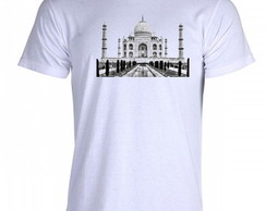Camiseta India Taj Mahal - 01
