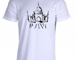 Camiseta India Taj Mahal - 02