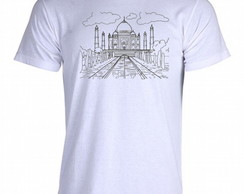 Camiseta India Taj Mahal - 03