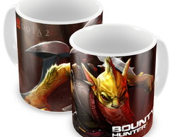 Caneca Dota 2 Bounty Hunter