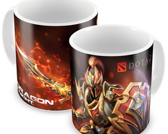 Caneca Dota 2 Dragon Knight