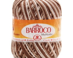 Barbante Barroco Multicolor 200g