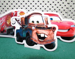 display carros