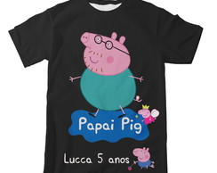 Camiseta Peppa Pig Papai