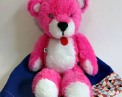 Urso Pink do Breaking Bad