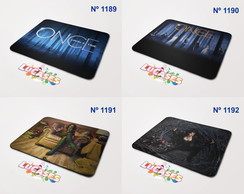 Mouse Pad Once Upon a Time Rainha Serie