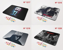 Mouse Pad Mr Robot Serie Hacker Series