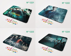 Mouse Pad Grimm Irmãos Serie Series