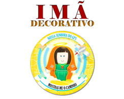 ÍMÃ DECORATIVO - DIVERTIDOS - 100