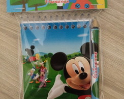 Kit Bloquinho Mickey