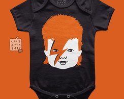 Body Rock - David Bowie Baby - Preto