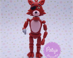 Miniatura Foxy - Five Nights at Freddy's