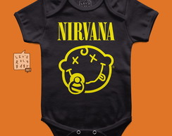 Body Rock - Nirvana Chupeta - preto