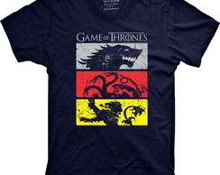 Camiseta Game of Thrones Collection