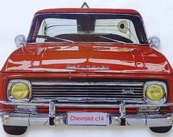 Porta Chaves Chevrolet C14