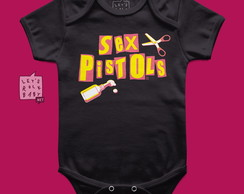 Body Rock - Sex Pistols - preto