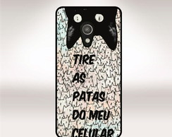 Capa de Celular Tire as patas .