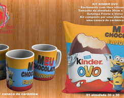 Kit Kinder Ovo