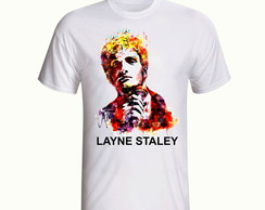 Camiseta Layne Staley Alice In Chains