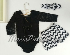 conjunto mini diva shortinho zigzag com
