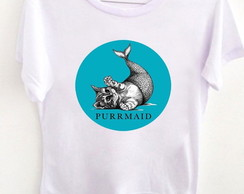 T-shirt Puurrrmaid