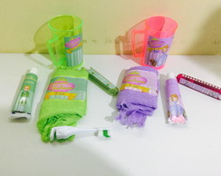Kit dental princesa sofia