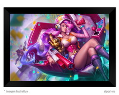 Quadro Poster 0086 Miss Fortune