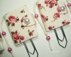 Kit Clip Mini Planner Floral