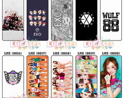 Capa Capinha Exo Girls Generation K Pop