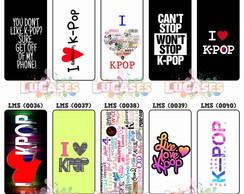 Capa Capinha Kpop I Love K Pop Amo Music