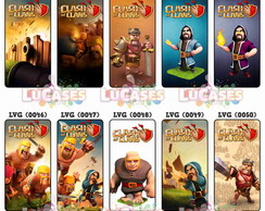 Capa de Celular Clash Of Clans Royale