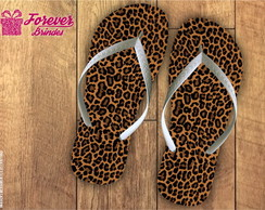 CHINELO PERSONALIZADO - ANIMAL PRINT