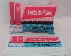 Kit Festa do Pijama c/ 2 pçs