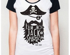 BABY LOOK RAGLAN - PIRATE