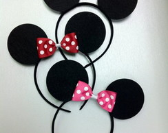 Tiara do Mickey e da Minnie